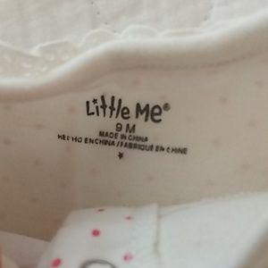 Little Me Matching Sets - 🍓Little Me 9m Girl Strawberry Romper & Hat set🍓